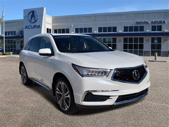 2020 Acura MDX w/Technology Package SUV for sale in Jacksonville, Florida