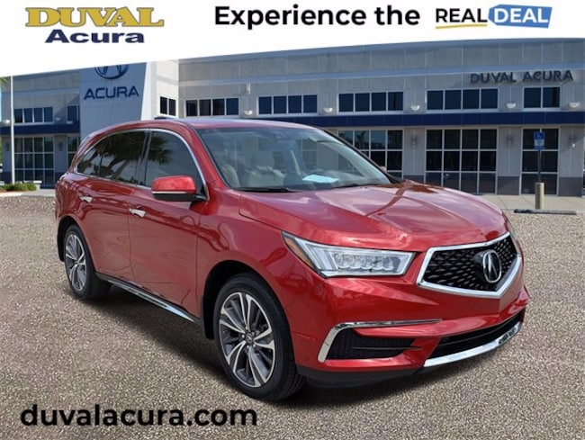 2019 Acura MDX 3.5L Technology Package w/Technology Package SUV for sale in Jacksonville, Florida