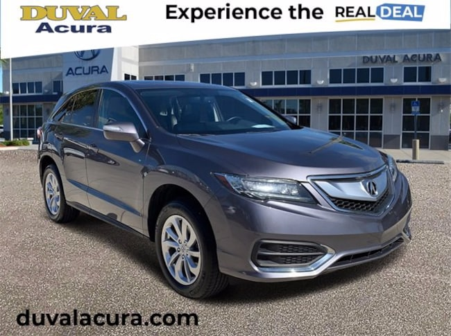 2017 Acura RDX Technology Package SUV for sale in Jacksonville, Florida