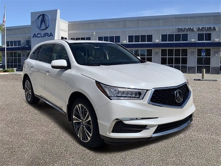 2020 Acura MDX with Technology Package SUV