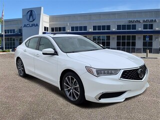 2018 Acura TLX 3.5L V6 Sedan