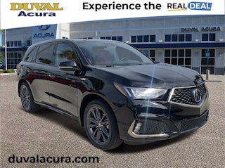 2020 Acura MDX Technology & A-Spec Packages SH-AWD SUV