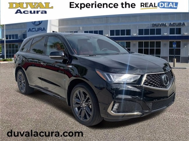 2020 Acura MDX Technology & A-Spec Packages SH-AWD SUV for sale in Jacksonville, Florida