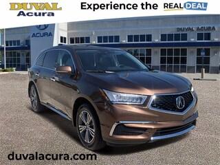 2019 Acura MDX 3.5L SH-AWD SUV