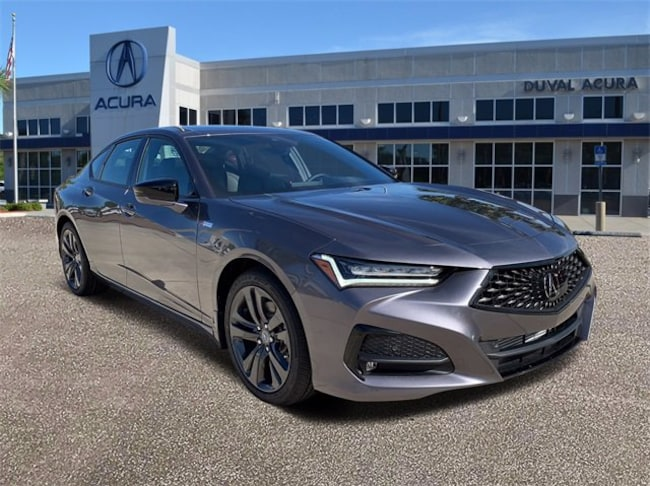 DYNAMIC_PREF_LABEL_AUTO_NEW_DETAILS_INVENTORY_DETAIL1_ALTATTRIBUTEBEFORE 2021 Acura TLX with A-Spec Package Sedan for sale in Jacksonville, Florida