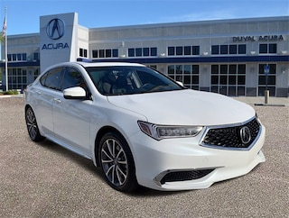 2018 Acura TLX 3.5L V6 w/Technology Package Sedan