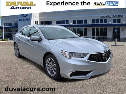 2018 Acura TLX 2.4L w/Technology Package Sedan