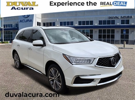2019 Acura MDX 3.5L Technology Package SUV in Jacksonville