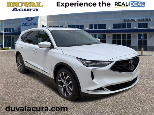 DYNAMIC_PREF_LABEL_AUTO_NEW_DETAILS_INVENTORY_DETAIL1_ALTATTRIBUTEBEFORE 2022 Acura MDX SH-AWD Technology Package SUV for sale in Jacksonville, Florida