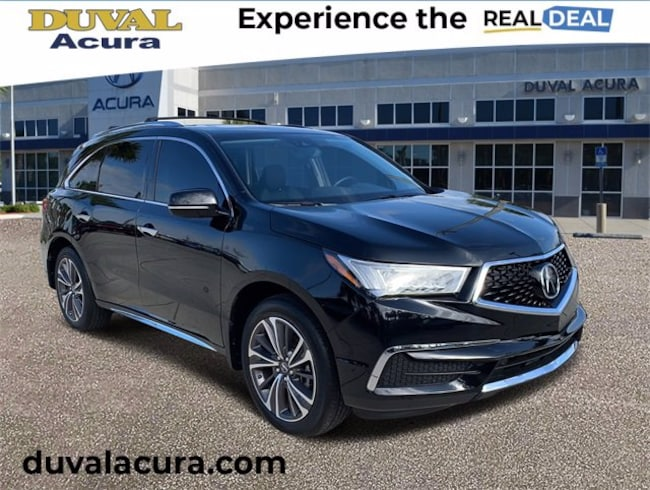 2020 Acura MDX Technology w/Technology Package SUV for sale in Jacksonville, Florida