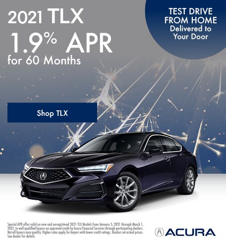 New 2021 Acura TLX | APR