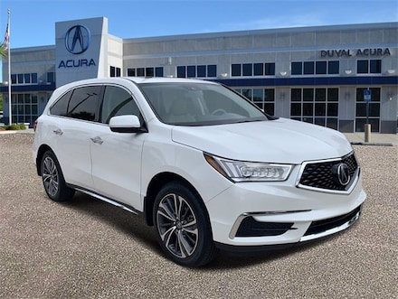 2020 Acura MDX Technology w/Technology Package SUV in Jacksonville