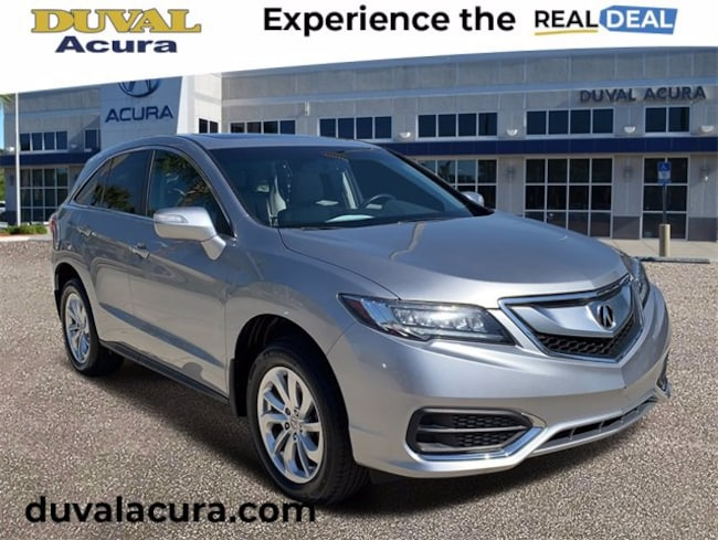 2018 Acura RDX Acurawatch Plus Package SUV for sale in Jacksonville, Florida
