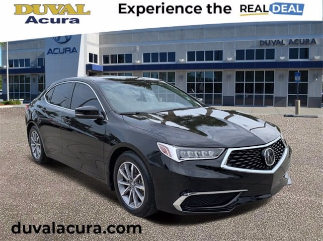 2018 Acura TLX 2.4L w/Technology & A-Spec Packages Sedan for sale in Jacksonville, Florida