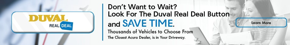 Duval Real Deal Save Time Campaign