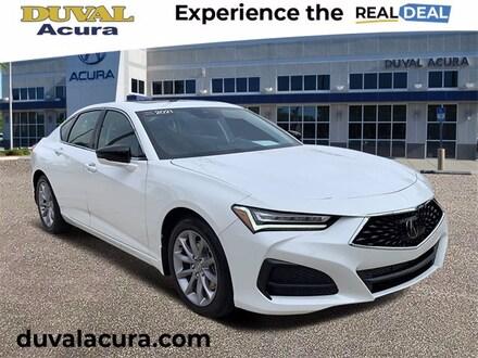 2021 Acura TLX Base Base Sedan in Jacksonville