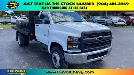 2019 Chevrolet Silverado 4500 HD Work Truck Truck