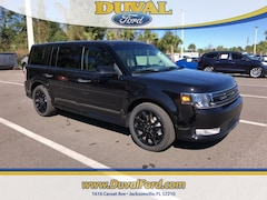 2019 Ford Flex SEL SUV for sale in Jacksonville at Duval Ford