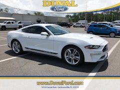 2018 Ford Mustang Ecoboost Premium Coupe for sale in Jacksonville at Duval Ford
