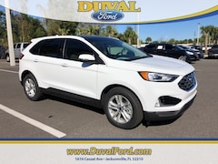 2019 Ford Edge SEL SUV for sale in Jacksonville at Duval Ford