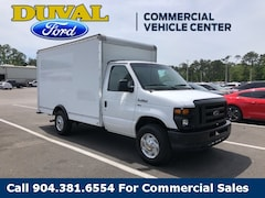 2012 Ford E-350SD Box Cab/Chassis in Jacksonville at Duval Ford