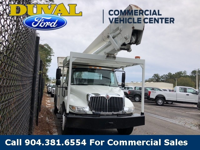 2014 International 4300 Bucket Truck Truck