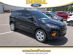 2019 Ford Escape S SUV for sale in Jacksonville at Duval Ford