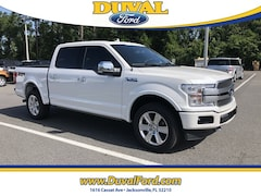 2019 Ford F-150 Platinum Truck for sale in Jacksonville at Duval Ford