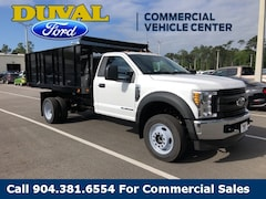 2019 Ford F-450SD XL Cab/Chassis for sale in Jacksonville at Duval Ford