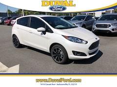 2019 Ford Fiesta SE Hatchback for sale in Jacksonville at Duval Ford