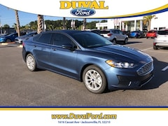 2019 Ford Fusion SE Sedan for sale in Jacksonville at Duval Ford