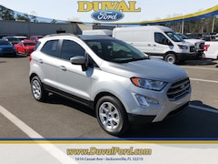 2019 Ford EcoSport SE SUV for sale in Jacksonville at Duval Ford