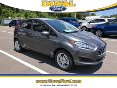 2019 Ford Fiesta SE Hatchback for sale in Jacksonville at Duval Ford