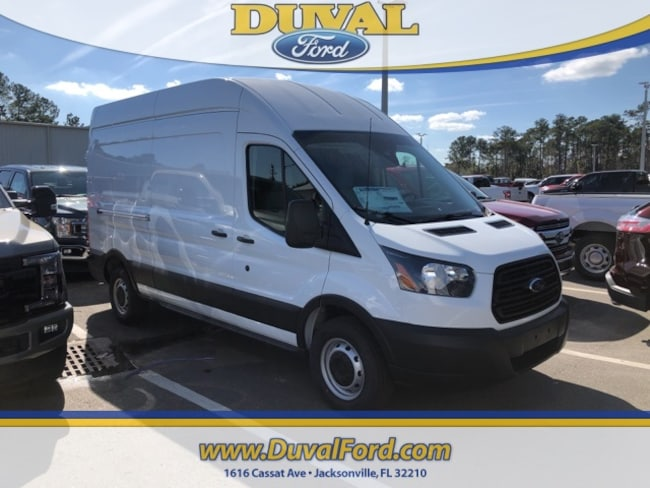 5007071bdf 2019 Ford Transit-250 Base Cargo Van for sale in Jacksonville at Duval Ford