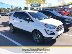 2018 Ford EcoSport S SUV for sale in Jacksonville at Duval Ford