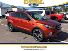 2019 Ford Escape SEL SUV for sale in Jacksonville at Duval Ford