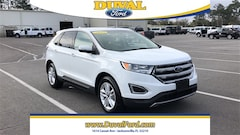 2015 Ford Edge SEL SUV in Jacksonville at Duval Ford