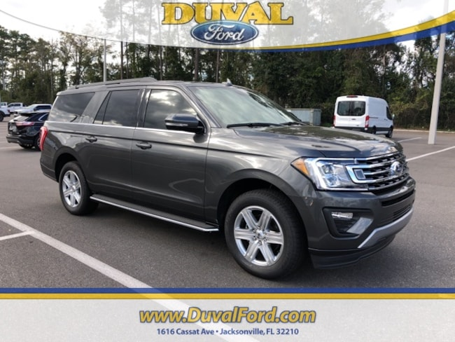 2019 Ford Expedition Max XLT SUV for sale in Jacksonville at Duval Ford