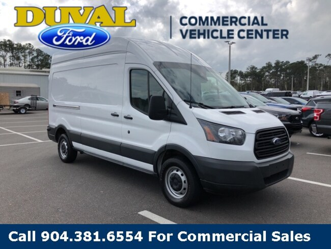 fcf3b4b30d1b13 2018 Ford Transit-250 Base Cargo Van in Jacksonville at Duval Ford