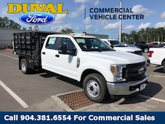 2019 Ford F-350SD XL Cab/Chassis for sale in Jacksonville at Duval Ford