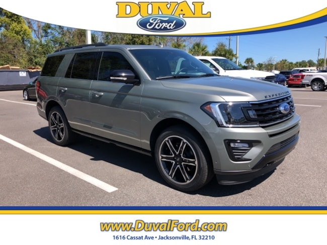 2019 Ford Expedition Limited SUV for sale in Jacksonville at Duval Ford