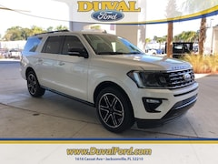 2019 Ford Expedition Max Limited SUV for sale in Jacksonville at Duval Ford