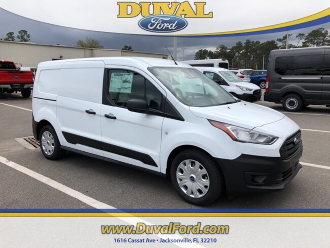 2019 Ford Transit Connect XL Cargo Van for sale in Jacksonville at Duval Ford