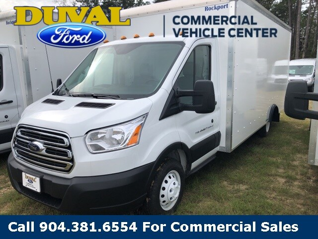 2019 Ford Transit-350 Cab/Chassis