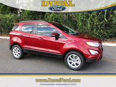 2018 Ford EcoSport SE SUV for sale in Jacksonville at Duval Ford
