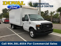 2012 Ford E-350SD Base Cab/Chassis in Jacksonville at Duval Ford