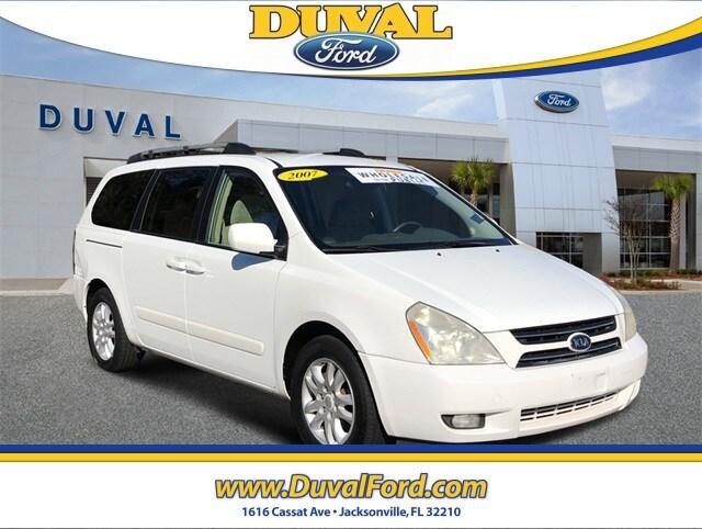 2007 Kia Sedona EX Minivan/Van V6 MPI DOHC CVVT