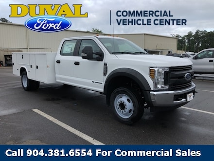 2019 Ford F-550SD XL Truck