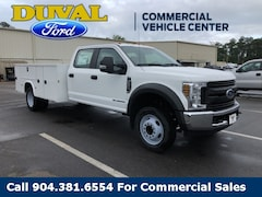 2019 Ford F-550SD XL Truck for sale in Jacksonville at Duval Ford