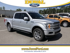 2019 Ford F-150 Lariat Truck for sale in Jacksonville at Duval Ford